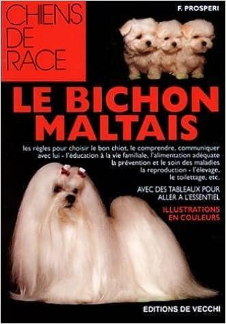Télécharger des livres électroniques à partir de la version bêta Le bichon maltais FB2 by F Prosperi
