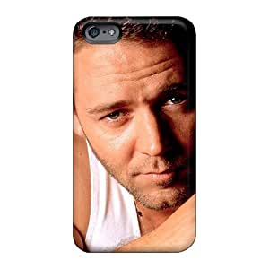 Apple Iphone 6s Plus UvF1787FNCw Customized Beautiful Russell Crowe With A Cigarette Skin Scratch Resistant Hard Phone Covers -DannyMario