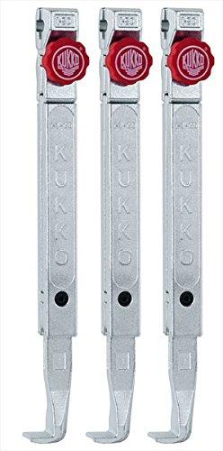 KUKKO(クッコ):30-2+30-20+用ロングアーム 300MM(3本) 2-302-S B01AXXYFX6