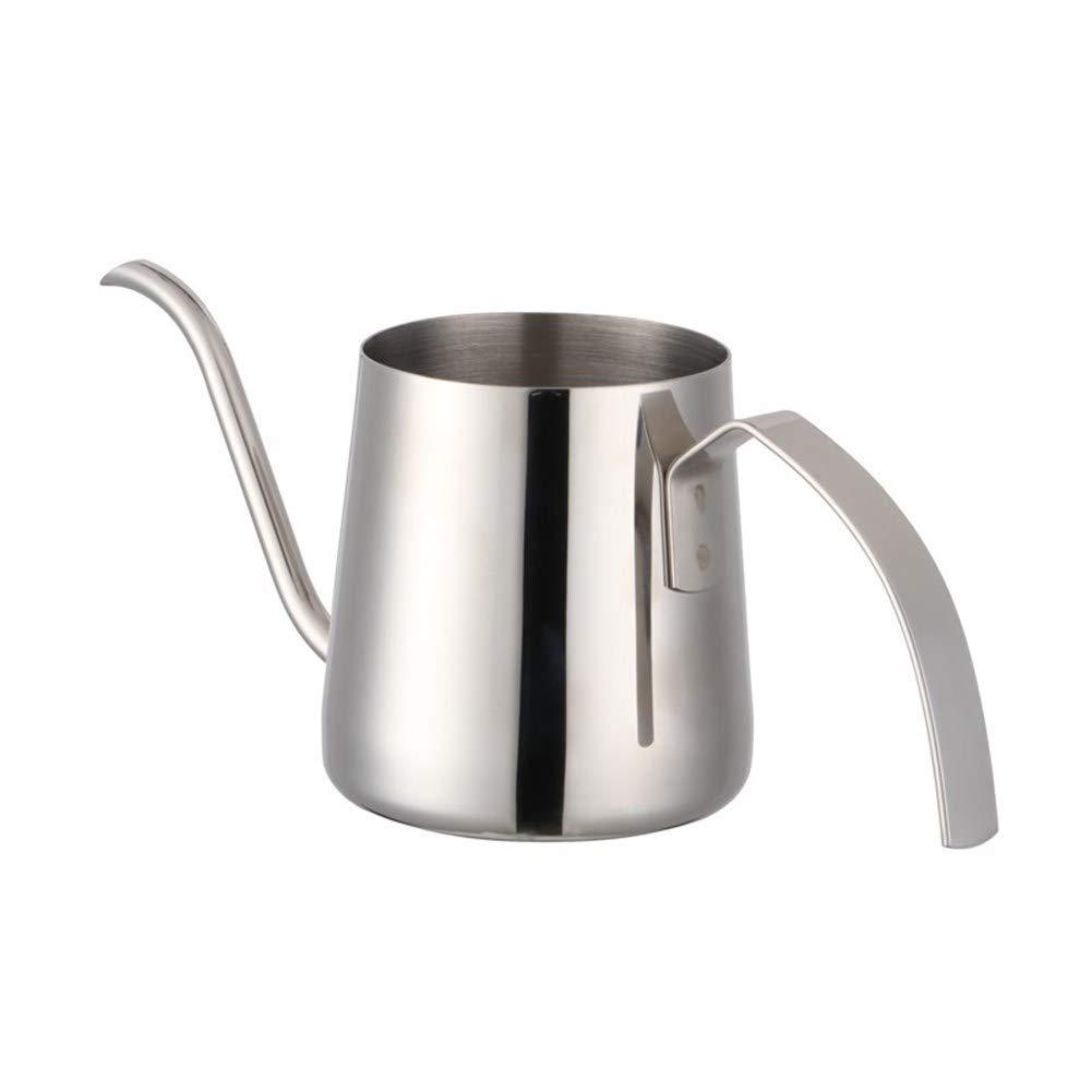 Acquisto BB.er Caffettiera Europea Semplice in Acciaio Inox caffettiera Moderna da 350ml Prezzi offerta