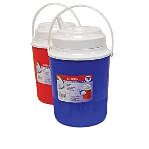 Insulated Water Jug 1/2 Gallon Assorted Colors