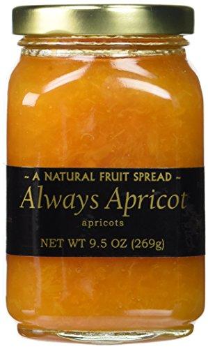 Mountain Fruit Company, Jam Always Apricot, 9.5 Ounce ()