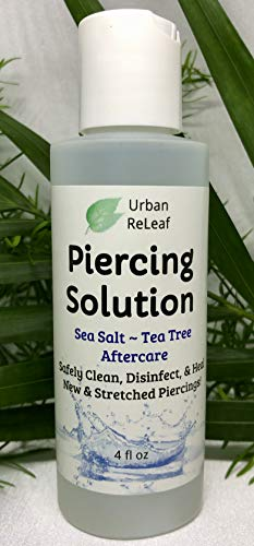 Urban ReLeaf Piercing Solution