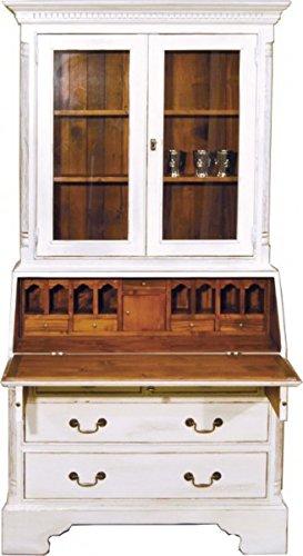 Casa Padrino Vintage Sekretär Schrank Antik Stil Weiss ...