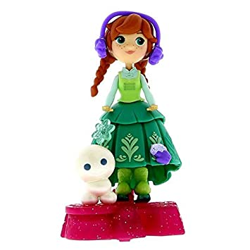 GiraAmazon Mini Anna Juegos Hasbro esJuguetes Frozen Patina Y c4SAj3L5Rq