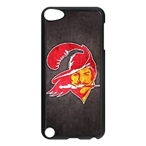 Ipod Touch 5 Phone Case Football NFL Tampa Bay Buccaneers Personalized Cover Cell Phone Cases GHX436283