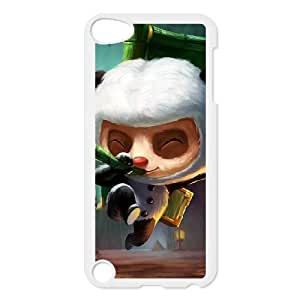 Teemo League Of Legends Ipod Touch 5 Case White JNC6K372