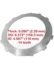 Steel Plate, 4th/Direct Clutch 0.090