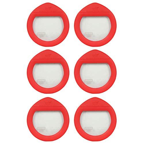 pyrex red - 5