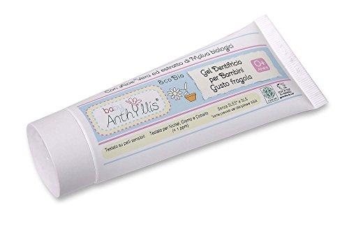 Baby Anthyllis - Zahngel/Zahnpaste - mb-cosmetic