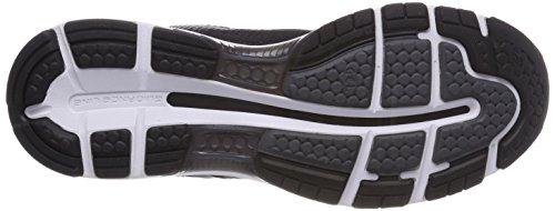 White Nimbus Hombre para Asics Black Carbon Zapatillas de Negro 20 9001 Running Gel H5gpO