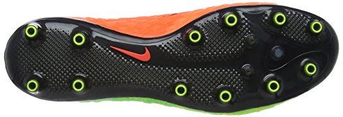 Nike Hypervenom Phantom 3 Ag-Pro, Zapatillas de Fútbol para Hombre Verde (Electric Green / Black-Hyper Orange-Volt)