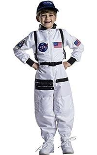 Aeromax Jr.Traje de astronauta con parches y broches de ...