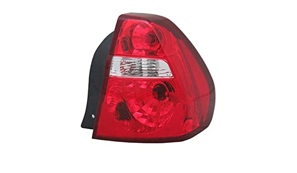 For 2004-2006 Acura TL Sedan Passenger Side Tail Light Taillight Lamp RH