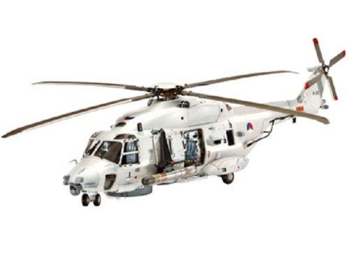 Revell Modellbausatz 04651 - NH-90 NFH-Marine im Maßstab 1:72