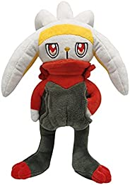 Caterpack 11-inch Raboot Plush Toy Stuffed Animals Doll ,Soft and Cute Plush Doll,Kids Bedding Super Soft Plus