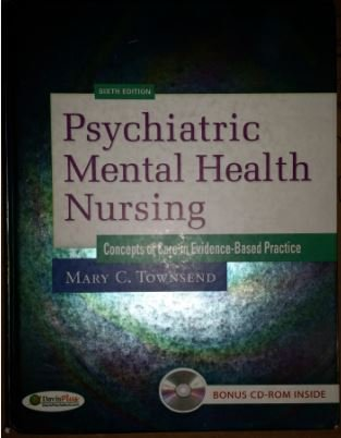 Pkg Psychiatric Mental Health Nursing 6th & Nursing Diagnoses in Psychiatric Nursing 8th