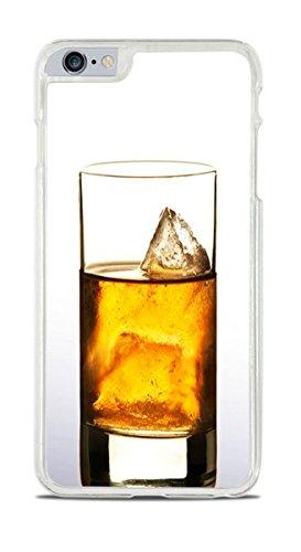 Whiskey on the Rocks Clear Hardshell Case for iPhone 6+ (5.5) ()