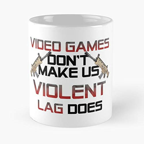 Video Games Nerd Gamer Miscellaneous -funny Gifts For Men And Women Gift Coffee Mug Tea Cup White-11 Oz.