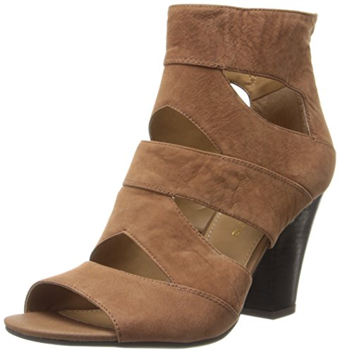Franco Sarto Women's L Tucker Gladiator Sandal,Cigar,8.5 M US