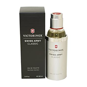 e91b643b8fc Amazon.com   Victorinox Swiss Army Eau de Toilette Spray for Men ...