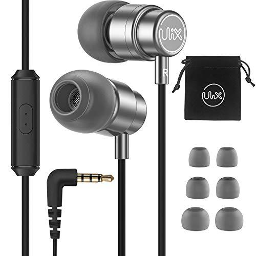 🥇 Auriculares-In-Ear-con-Cable-Micrófono