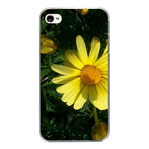 "Disagu Design Case Coque pour Apple iPhone 4s Housse etui coque pochette ""Blumen"""