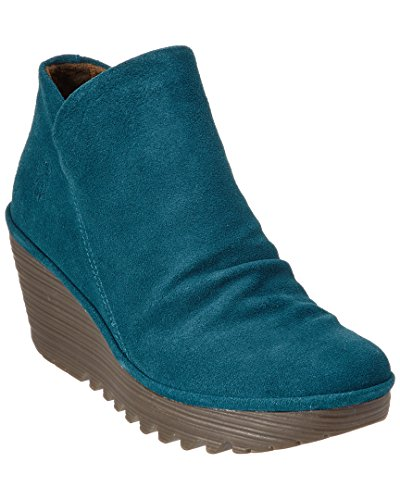 FLY London Women's Yip Boot Petrol with paypal sale online outlet genuine xcd8z2