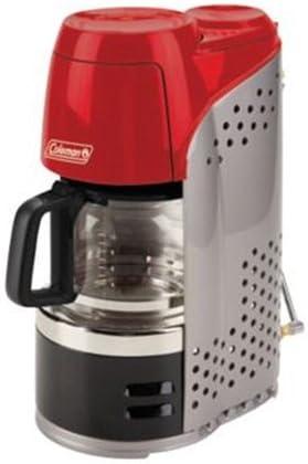 Amazon.com: Coleman InstaStart Cafetera eléctrica portátil ...
