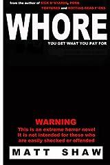 Whore Paperback