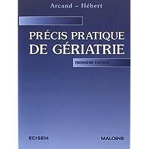 Précis pratique de gériatrie (3e édition)