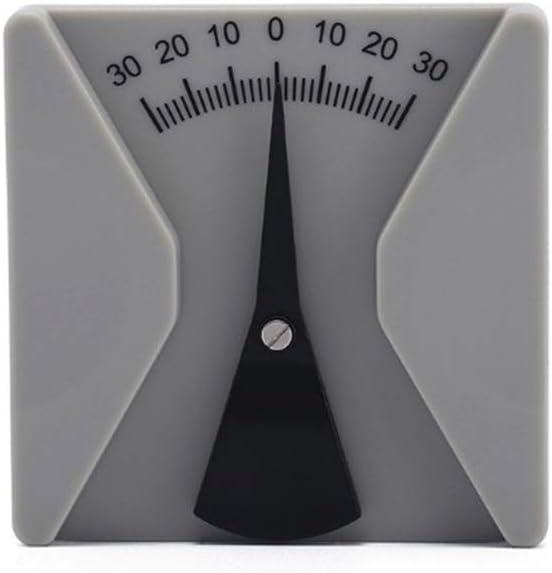 2 Stück Gläser Messwerkzeug Protractor Brill Winkel Lineal Zur Messung Von Vorneigung Amazon De Küche Haushalt