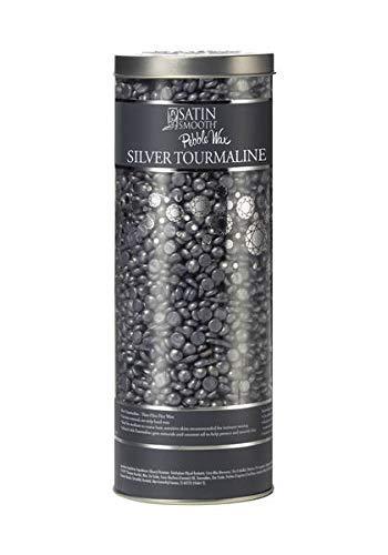Satin Smooth Pebbles Wax Silver Tourmaline Thin Film Flex Wax 23 oz