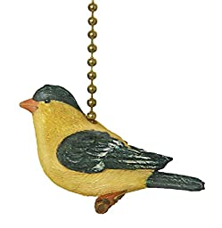 Clementine Design Goldfinch Ceiling Fan Pull