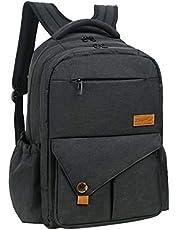 Hap Tim Diaper Bag Backpack, New Generation Water Resistant Large Baby Bag