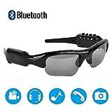 Bluetooth Sunglasses Camera,Camera Glasses Full HD 1080P with Wide Angle Mini Video Camera for...