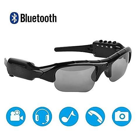 0e02b5f5fa Amazon.com   Bluetooth Sunglasses Camera