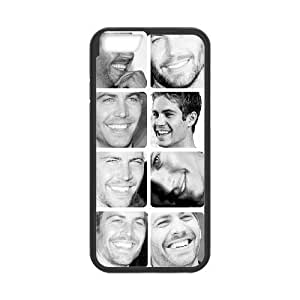"""Paul Walker New Fashion DIY Phone Case for Iphone6 Plus 5.5"""",customized cover case ygtg-814007"""