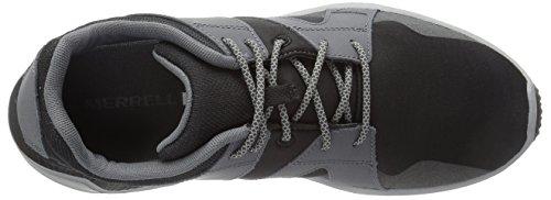Merrell 1six8 Lace Hombre Zapatillas Negro Black