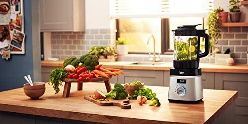 Beko Todo Chef smm888bx Robot de cocina Compacto, 800 W, 1.75 litros, Inox/Negro: Amazon.es: Hogar