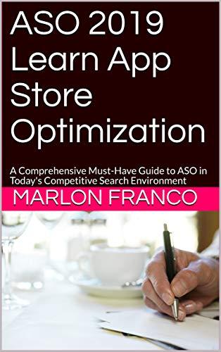 Amazon com: ASO 2019 Learn App Store Optimization (Free 10