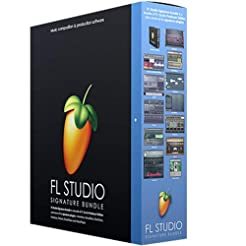 Image Line FL Studio 20 Signature Bundle...