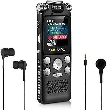 Recorder 16G Recorder Activated Dictaphone Recording product image