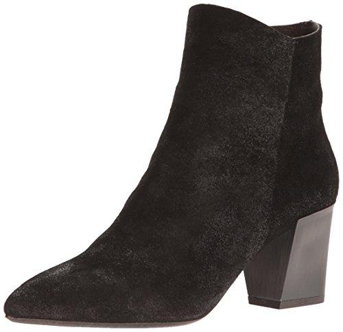 Coclico Women's Joy Ankle Bootie, Black, 38.5 EU/8-8.5 M US