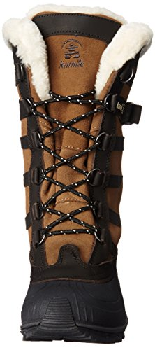 Winter Dark Kamik Women's Boot Citadel Brown Insulated Sq0Rz