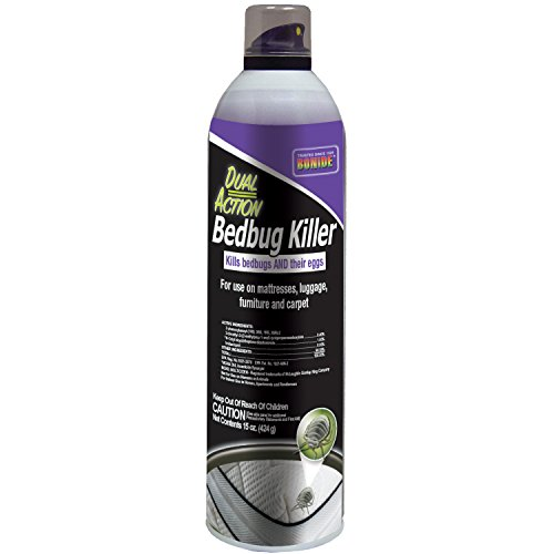 Bonide 571 Dual Action Bed Bug Fogger, 2-Ounces, 3-Pack by Bond Manufacturing