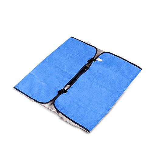 Dog Mattress Replacement Cover (Adjustable Replacement Cover for Bed Mat Pad Mattress Cushion - Anti-slip Washable Waterproof By Hero Dog)