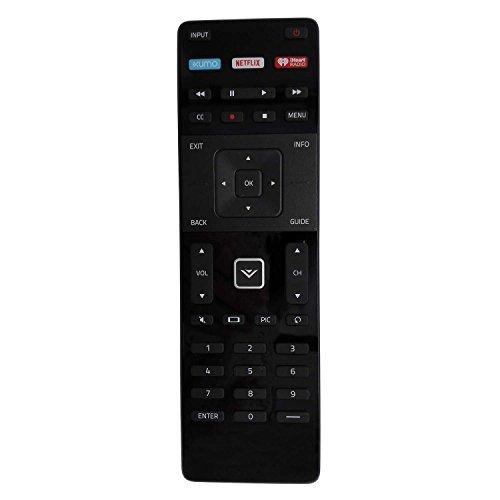 New XRT122 Remote Control for VIZIO Smart TV E32C1 E32HC1 E40-C2 E40X-C2 E43-C2 E43C2 E48-C2 E48C2 E50-C1 E50C1 E55-C1 E55C1 E55-C2 E55C2 E60-C3 E60C3 E65-C3 E65C3 E65X-C2 E65XC2 E70-C3 with XUMO