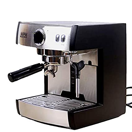 cgoldenwall kd-130 2 en 1 Máquina de café leche espumador de leche bomba máquina
