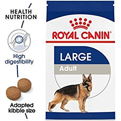Royal Canin Size Health Nutrition Large Adult Dry Dog Food 6 lb